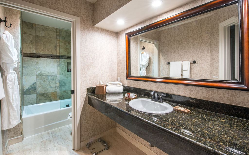 Hotel Rooms - Bathroom