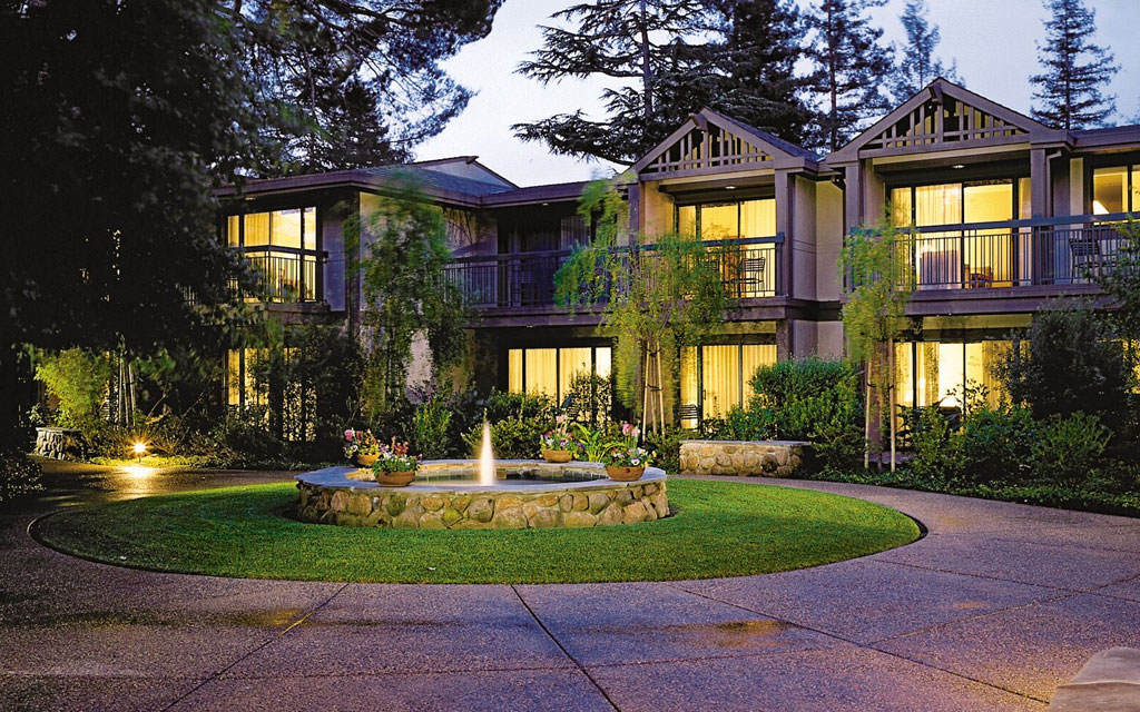 Creekside Inn - Palo Alto, CA