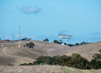 Stanford Dish of California