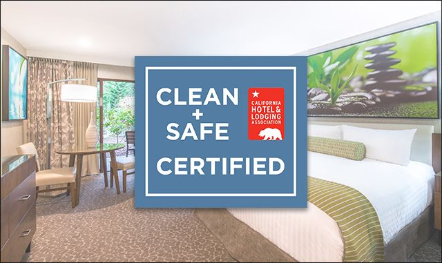 Creekside Inn Cleanliness Certified