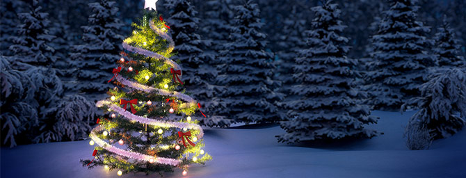 Palo Alto Events - Christmas in the Park - Animated Holiday Fantasy