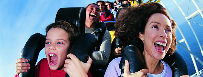 California's Great America Opening Weekend: March 28-29, 2015