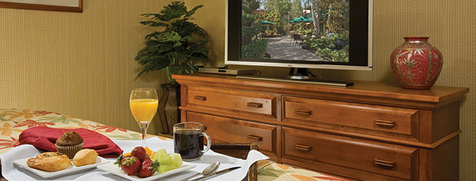 Breakfast Weekend Getaway Package Palo Alto