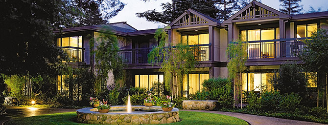 Palo Alto Hotel Package, California
