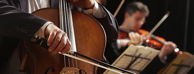 Palo Alto Philharmonic Fall Chamber Concert
