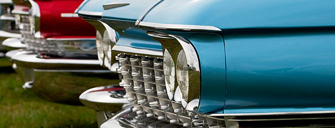 Vintage Vehicles and Family Festival in Palo Alto