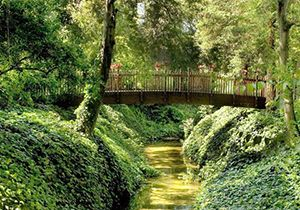 Bridge at Palo Alto, California