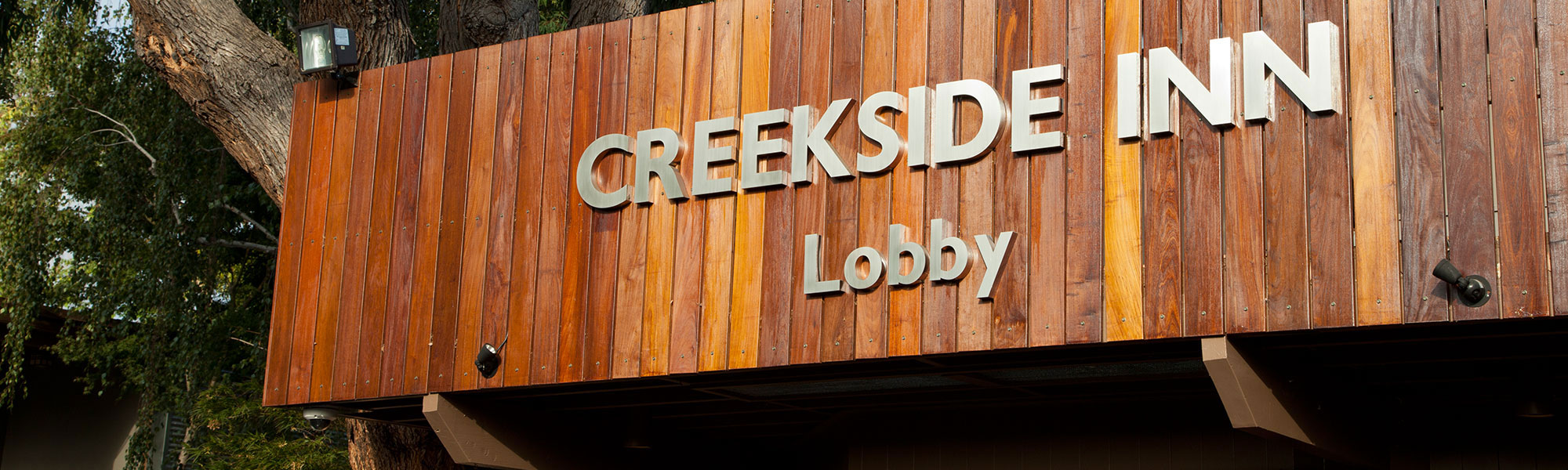 Contact Us at Creekside Inn - A Greystone Hotel, Palo Alto