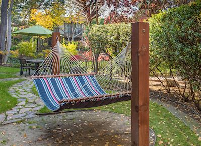 Weekend Savings in Silicon Valley Will Have You Laying Back in the Hammock!