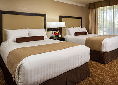 Creekside Inn - A Greystone Hotel, California ADA Accessible Rooms